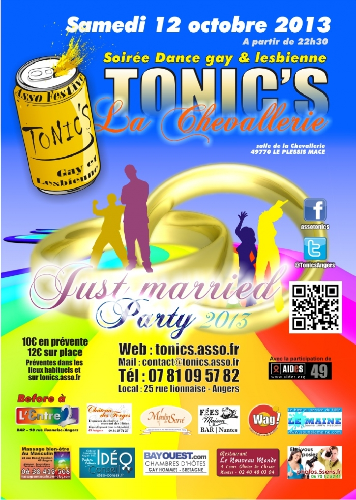 tonics - Octobre 2013