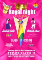 septembre 2017 Royal Night